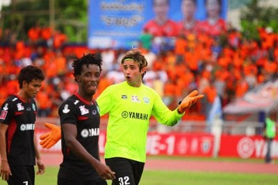 FC Phuket lose 3-0 at Ratchaburi, botched ref's call under review   The Thaiger