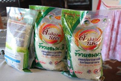 Phuket inks rice deal with Maha Sarakham | The Thaiger