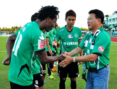 """R.I.P. """"FC Phuket': New """"Phuket FC' prevail in league cup 