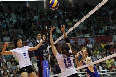 Phuket Sports: FIVB Grand Prix update | The Thaiger