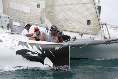 Thai boats to the fore on Day 2 of Phuket Raceweek | The Thaiger