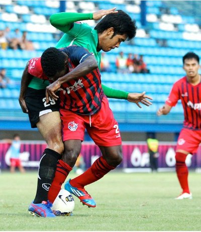 Yamaha Division One: Phuket 0 – 1 PTT Rayong | The Thaiger