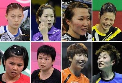 Phuket Sports: Badminton scandal rocks London Olympics | The Thaiger