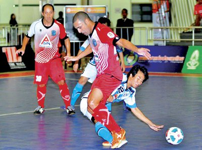 Phuket Sports: Thai Futsal season set for October start | The Thaiger