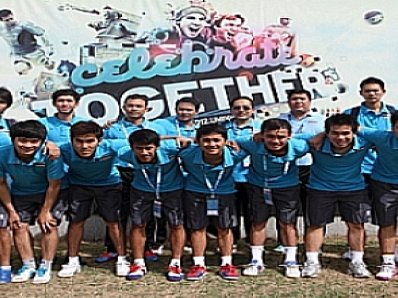 Phuket Sports: Aspiring Thai futsal squads pitted against Spain | The Thaiger