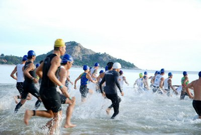 Queen's Cup Hua Hin International Triathlon 2012 starts August 19 | The Thaiger