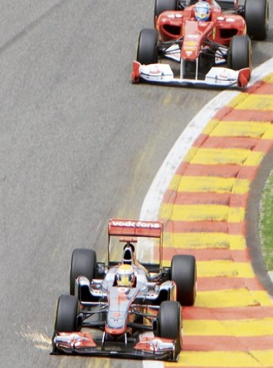 Phuket Sports: F1 – Spa favors the brave   The Thaiger