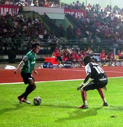 Phuket Sports: Islanders entertain with hard fought draw | The Thaiger