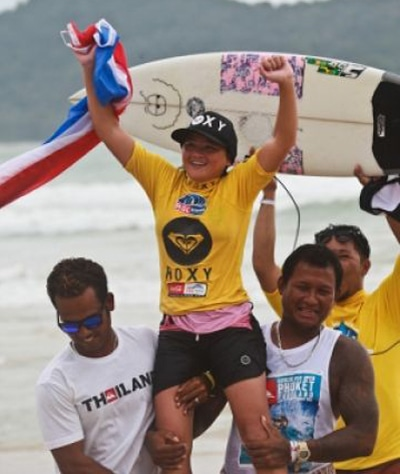 Phuket Sports: Quiksilver Open finishes on the crest of a wave | The Thaiger