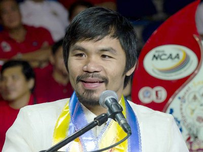 Phuket Sports: Pacquiao expected to sign contract to fight Thailand's Buakaw | Thaiger