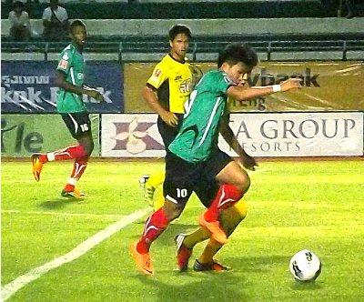 Phuket FC Islanders devour T-Rex in seven goal thriller | Thaiger