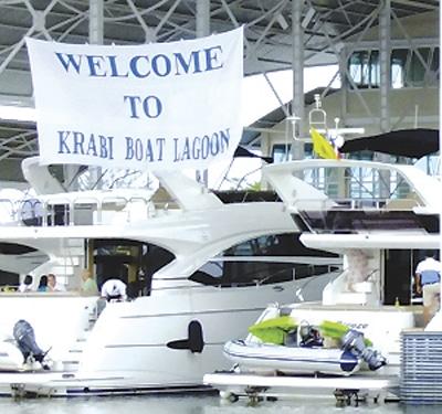 Phuket Business: Krabi marina to steam ahead | The Thaiger
