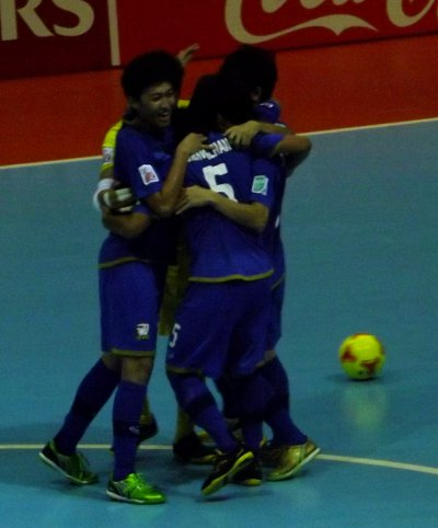 Thailand Sports: 21 goals scored on day 1 of Futsal World Cup, Thailand tops group A | Thaiger