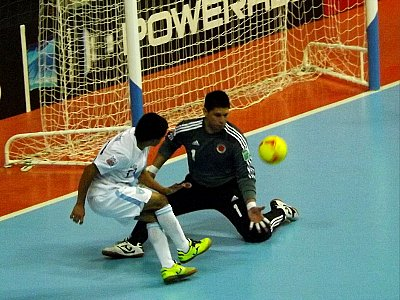 FIFA Futsal World Cup: Day 3 roundup | Thaiger
