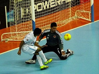 FIFA Futsal World Cup: Day 3 roundup | The Thaiger