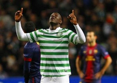 World Sports: Man Utd through; Celtic hold-up Barca | Thaiger