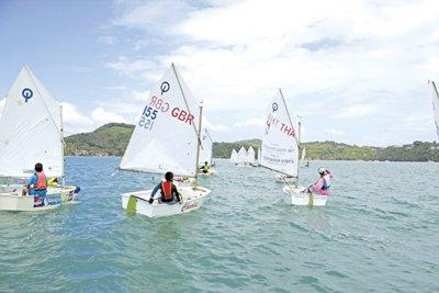 Phuket Sailing: Youth sailing club   Thaiger