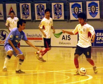Thailand Futsal: Phuket United fall to Bangkok in home opener | The Thaiger