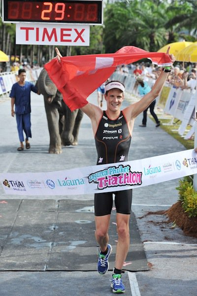 Wild marks Laguna Phuket debut with title win | The Thaiger