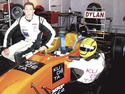 Phuket Sports: Sponsors put Dylan on track | The Thaiger