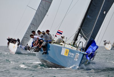 Thailand's development as a sailing nation with the Phuket King's Cup Regatta | Thaiger