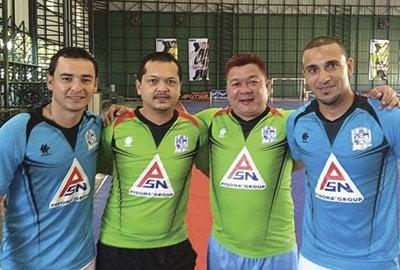 "Phuket Sports: Futsal – Pearl set to shock ""Lightning Shrimp' | Thaiger"