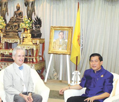 Phuket Business: French ambassador to boost SMEs | The Thaiger