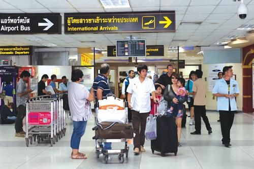 Phuket Business: Head of airport expects arrivals to exceed 10.5mn | The Thaiger