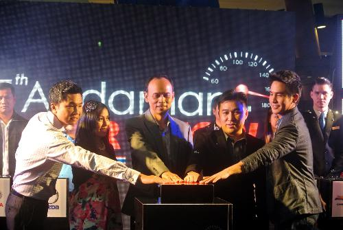 Phuket Events: 17th Andaman Motor Show underway at Central Festival | The Thaiger