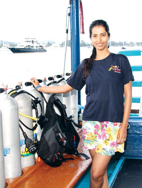 Phuket Diving: Plunging in before big splash in Bollywood | Thaiger