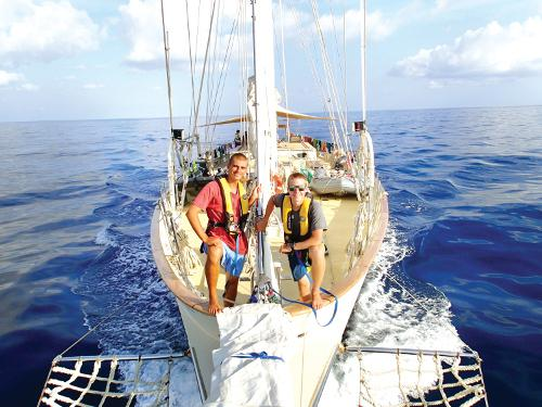Phuket Boats: Set a course for adventure aboard the Argo | Thaiger