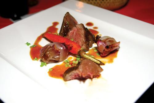 Fine dining at Phuket's NINE   The Thaiger