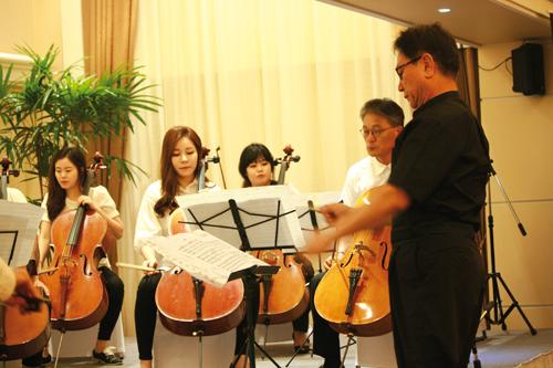 Classical concert for an urgent cause | The Thaiger