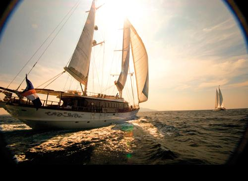 Superyacht Rendezvous to rock Kata | The Thaiger