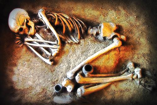 Skeletons from Phuket's past | The Thaiger
