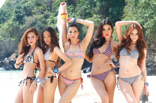 Phuket Lifestyle: Miss Thailand World 2013 | The Thaiger