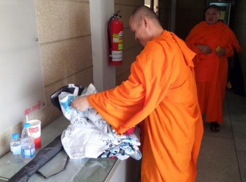 Party monk defrocked over drugs, sex romp in Phuket   Thaiger