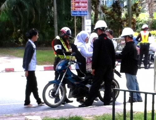 Two dead in Phuket on first day of new year road-safety blitz | Thaiger