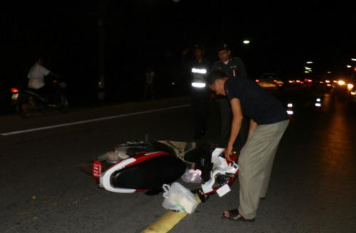 Two dead in Phuket motorbike crash | The Thaiger