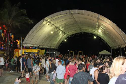 Sydictive skips a beat in Phuket beach party launch | Thaiger
