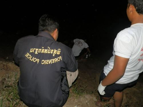 Unidentified body found in Phuket canal   Thaiger