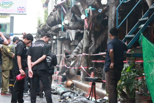 Charges still not laid against Tiger Discotheque owners following fatal fire | Thaiger