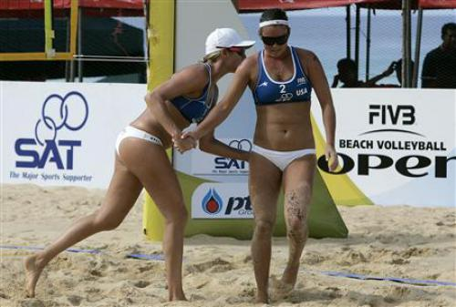 USA's Kessy joins up with Sweat to top Pool G at Phuket Open | The Thaiger