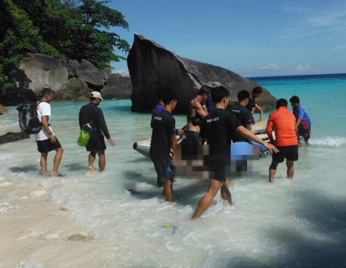 Doctor: American snorkeller fatality in Similans a heart attack, not a drowning | The Thaiger