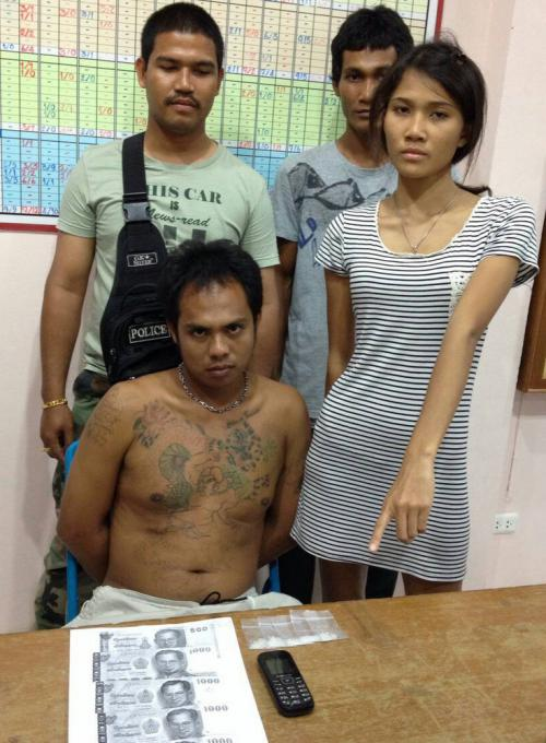 Kamala Police net meth dealers in hotel sting | The Thaiger