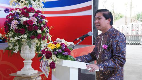As Provincial Hall falls silent, Phuket Governor works on | The Thaiger