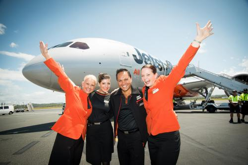 Jetstar begins direct Phuket-Melbourne flights   The Thaiger