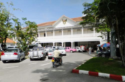 Phuket Provincial Hall officially re-opens today   The Thaiger