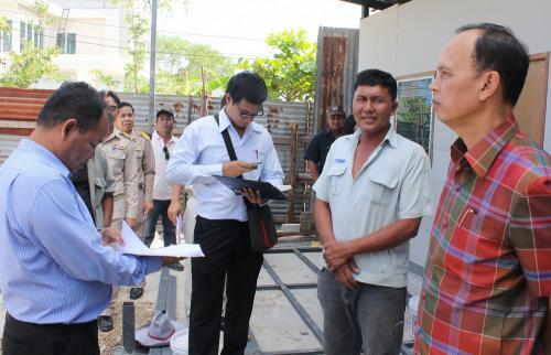 Phuket land grab suspect arrested   The Thaiger