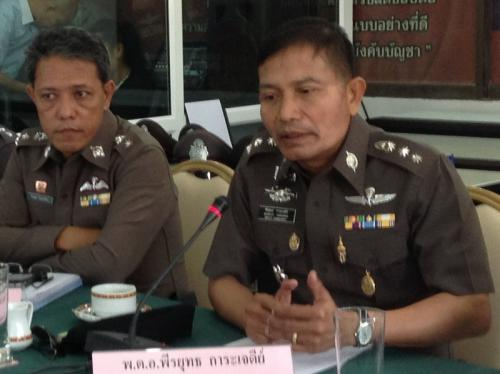 Phuket Police to target foreigners at night   The Thaiger